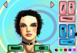 لعبة قص شعر وميك اب للفتاة الحقيقية