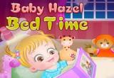 لعبة موعد نوم الطفلة