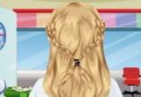 لعبة موديلات تساريح الشعر