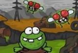 لعبة الضفدع صائد الذباب