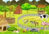 لعبة ترتيب المزرعة السعيدة  2015