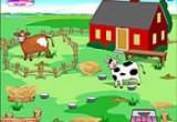 لعبة تنظيف المزرعة السعيدة 2014