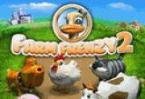 لعبة جنون المزارع 2 الحديثة 2014