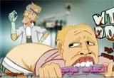 لعبة دكتور جراحة البواسير