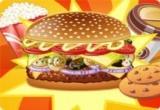 لعبة مطعم الهمبرجر المميز 2017