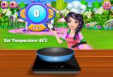 لعبة طبخ الكيك الكبير بالفراولة