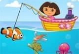 العاب دورا صيد السمك 2017