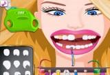 العاب آنا عند طبيب الأسنان