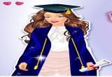لعبة تلبيس بنات لحفل التخرج 2017