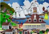 لعبة ديكور جزيرة الاحلام 2017