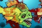 لعبة السمكة المتوحشة  الجديدة