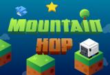 لعبة القفز على المربعات Mountain Hop
