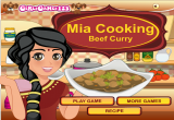 العاب طبخ الاكلات الهندية