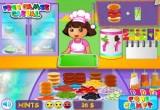 لعبة طبخ دورا الشهي 2016