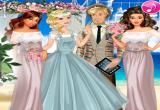 العاب حفلات زفاف للبنات 2017