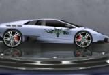لعبة سباق سيارات جديدة 2015