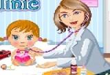 لعبة طبيبة الاطفال 2015
