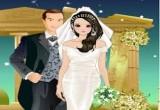 لعبة تلبيس العروسة والعريس 2016