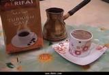 لعبة عمل قهوة وكيك
