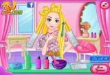 لعبة قص شعر بنات جديدة 2017