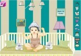 لعبة تصميم سرير الطفل 2017