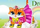لعبة القطة لولو كاتي