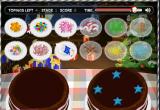 لعبة ترتيب ديكور الكيكة 2017