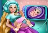 لعبة فحص باربي الحامل