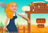 لعبة مزرعة القمح الجديدة