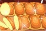 لعبة طبخ الخبز 2017