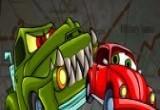 لعبة السيارة الجائعة مراحل