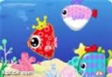 لعبة ديكور حوض السمك 2017