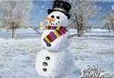 لعبه بناء رجل الثلج
