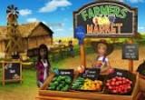 لعبة سوق المزارعين الحديثة والجميلة