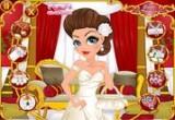لعبة تجهيز العروس ليلة زفافها