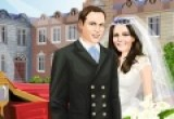لعبة حفل زفاف ملكى
