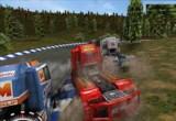 لعبة سباق الشاحنات العملاقة