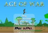 لعبة زمن الحروب الخمسة