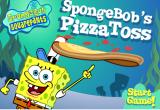 لعبة مغامرة سبونج بوب موزع البيتزا