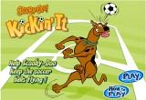 لعبة سكوبي دوو وترقيص الكرة