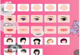 لعبة شعر وعيون