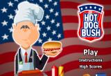 لعبة مطعم بوش للهوت دوج