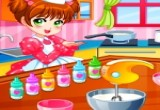 لعبة طبخ بنات هاي