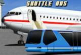 لعبة باص المطار