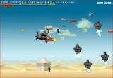 لعبة حرب طائرات الاباتشي