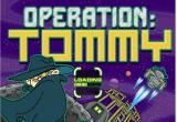 لعبة مركبة تومي الفضائية