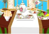 لعبة إعداد الشاي