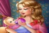لعبة تحضير الرضعة للطفل