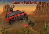 لعبة سيارة دعس الزومبي القوية