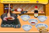 العاب طبخ وجبات سريعه